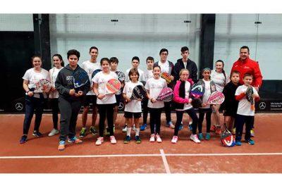 El equipo de menores coge ritmo de competición
