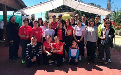 El equipo de Menores se hizo con un nuevo Trofeo